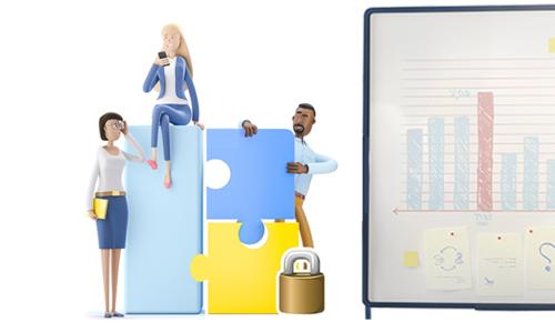 Neue Chancen durch hybride Arbeitsmodelle – speziell für kleine und mittlere Unternehmen