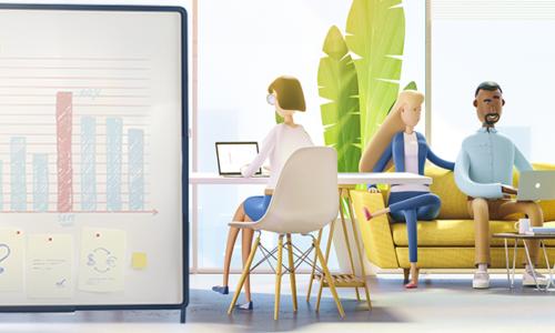Neues E-Book: Wie Sie Ihr Netzwerk fit für die hybride Arbeitswelt machen
