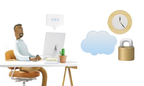 Leitfaden: der produktive, sichere & Cloud-fähige digitale Arbeitsplatz