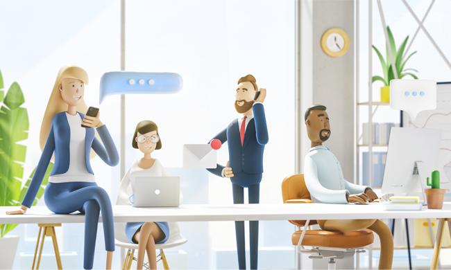Der digitale Arbeitsplatz